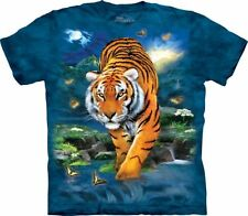 Big & Tall Short Sleeve 3D Theme T-Shirts for Men