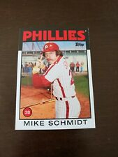 2014 Topps Archives Mike Schmidt #143 Phillies