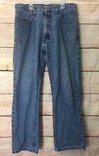 Levi's SILVERTAB Loose/Baggy Fit Denim Jeans Blue Tag Mens Size 34x30 (34x29)