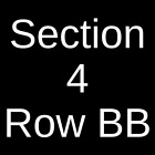 2 Tickets Jimmy Buffett and The Coral Reefer Band 4/23/22 Raleigh, NC for sale