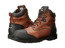 """Chippewa Boots 6"""" Work Boot Size 9 XW Composite Toe Oiled Leather Fast Shipping"""