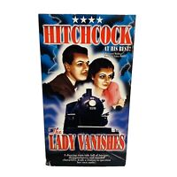 The Lady Vanishes (VHS, 2000)  - Free fast Shipping