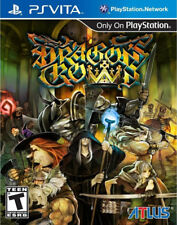 Dragon''s Crown PSV New PlayStation Vita, playstation_vi