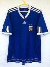 ARGENTINA 2010 2011 ADIDAS AWAY FOOTBALL SOCCER SHIRT JERSEY CAMISETA MAGILA