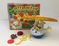 Poppa's Pizza Pile-Up Topple Board Game 2002 Replacement Parts Pieces Tokens Kid