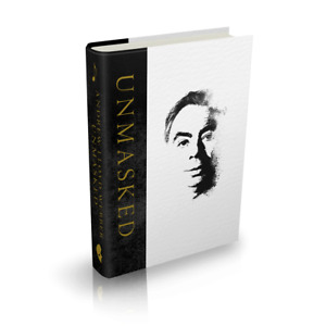 ANDREW LLOYD WEBBER SIGNED autobiography Unmasked LIMITED EDITION autographed