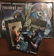 Resident Evil 4 Premium Edition Steelbook Tin PS2 Video Game - Playstation 2