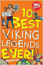10 Best Viking Legends Ever (10 Best Ever), New, Cox, Michael Book