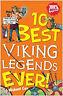 10 Best Viking Legends Ever (10 Best Ever), New, Cox, Michael Book