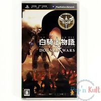 White Knight Chronicles Dogma Wars [JAP] PlayStation Portable PSP NEUF Blister