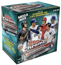 2017 Baseball U PICK CARDS Topps Chrome~Update~Optic~Rc's~Mookie Betts