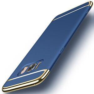Handy Hülle Full Cover 360° Slim Schutz Case Tasche für Samsung Galaxy S8 *NEU*