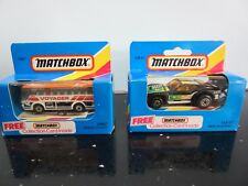MATCHBOX MB67 ISMA MUSTANG IKARUS COACH VOYAGER SEALED IN UNOPENED BOX COLL CARD