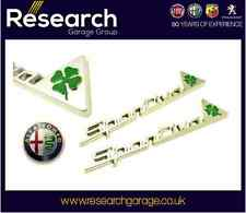 Alfa Romeo cloverleaf Sportiva wing badges x 2  Alfa Mito Giulietta