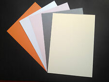 20 x A4 Pearlescent Luxury Shimmer Centura Pearl Card 260gsm ~ Double Sided