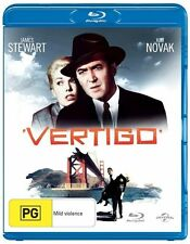 Vertigo (Blu-ray, 2013)