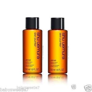 Shu Uemura Ultime8 Sublime Cleansing Oil 50ml x 2 = 100ml Sample Size Luxuary