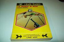 P.CHAMBERS-LA BIONDA IN NERO-GIALLI PROIBITI-I LONGANESI&C DELLA SETTIMANA-1969