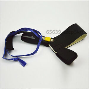 NEW Anti-Static ESD Heel Ground Strap  Black(2 Pcs)