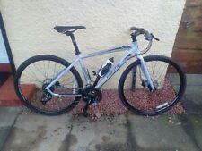 Flat Bar Carbon Fibre Frame Bicycles without Suspension