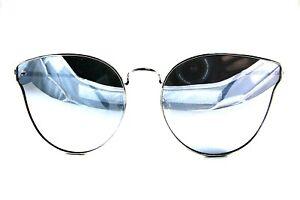 UV024RV Silver Fashion Sunglasses By 1 get 1 Free