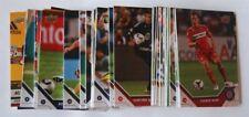 89 Cards diferentes de la colección Mls 2011 de Upper Deck