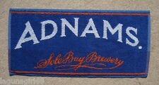 Adnams Sole Bay Brewery Beer Bar Towel Pub Home Bar Man Cave New Unused