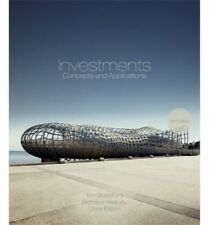 Investments: Concepts and Applications with Student Resource Access 12 Months