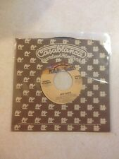 "Donna Summer Last Dance / With Your Love 7"" vinyl Casablanca 1978"