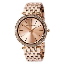 Reloj Pulsera Darci Mujer Michael Kors Cuadrante De Oro Rosa MK3192