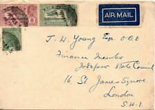 More details for 1931 india cover to j w young, chief minister, jodhpur state
