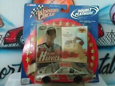 1:43 NASCAR Winner's Circle Double  Platinum Kevin Harvick & Taz