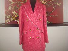 NWT J. Crew Diamond tweed coat item F5430 $325 0 SORBET IVORY PINK