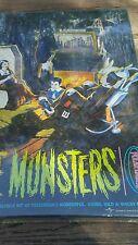 3 munsters model kits