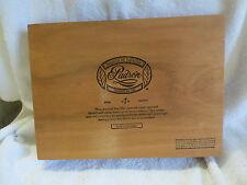 Padron Paramide Maduro Quality Wood Cigar Box - Nice!