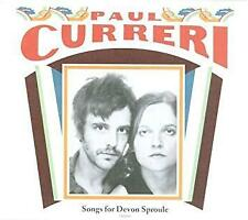 Paul Curreri - Songs For Devon Sproule (NEW CD)