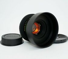Amber Helios 44-2 58mm F2 Anamorphic flare & Bokeh for CANON EF, SONY E, ARRI PL