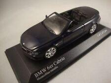 Coches, camiones y furgonetas de automodelismo y aeromodelismo MINICHAMPS Serie 6 BMW