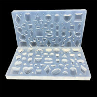 Pendant Transparent Ball Resin Mold Set Silicone Epoxy Mold DIY Jewelry Making
