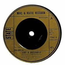 """Mac & Katie Kissoon - Like A Butterfly - 7"""" Record Single"""