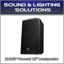 "ELECTRO-VOICE EV ZLX15P ZLX-15P ZLX 15P POWERED 15"" 2-WAY SPEAKER BRAND NEW"