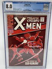 X-Men #41 CGC 8.0