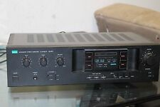 VINTAGE SANSUI A-550 INTEGRATED STEREO PHONO AMPLIFIER VTG
