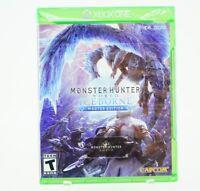 Monster Hunter World Iceborne Master Edition: Xbox One [Brand New]