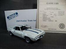 Danbury Mint 1969 Pontiac Trans Am 1:24 Scale Diecast Metal Model Car Firebird