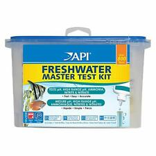 AQUARIUM PHARMACEUTICALS TEST KIT FRESHWATER MASTER API 800 CT. TO USA