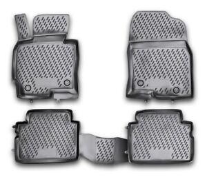 Gummimatten für Mazda CX-5 2011-2016 Gummi Fußmatten 4teilig 3D Schalen Qualität