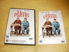 MEET THE PARENTS comedy 2000 DVD Ben Stiller robert de niro R4