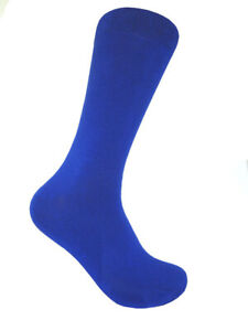 Men's Mid-calf  Assortment Solid Color Multi-occasion Fitable Dress Socks