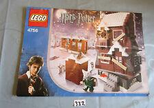 Lego Technik 4756 Bauanleitung (only instruction, no bricks)